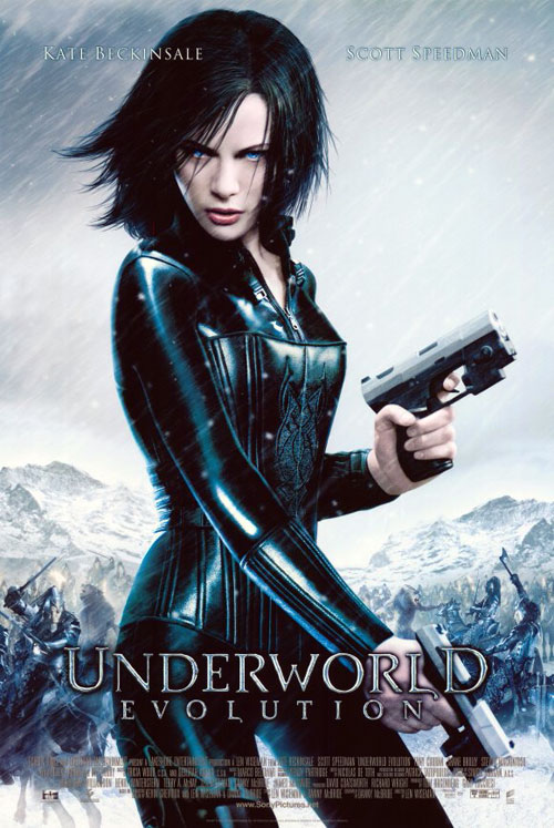 Us poster from the movie Underworld: Evolution