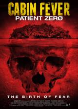 Movie poster from Cabin Fever: Patient Zero, in theaters on August 01, 2014