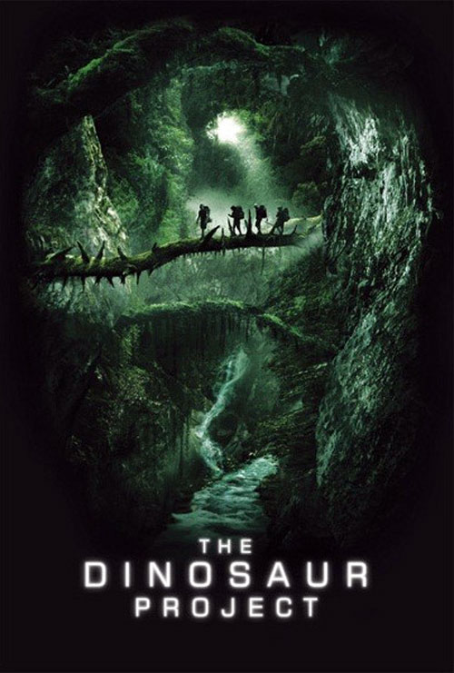 Unknown poster from the movie The Dinosaur Project