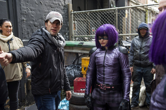 Photo de 'Kick-Ass 2' - ©2013 Universal - Kick-Ass 2 (Kick-Ass 2) - cliquez sur la photo pour la fermer