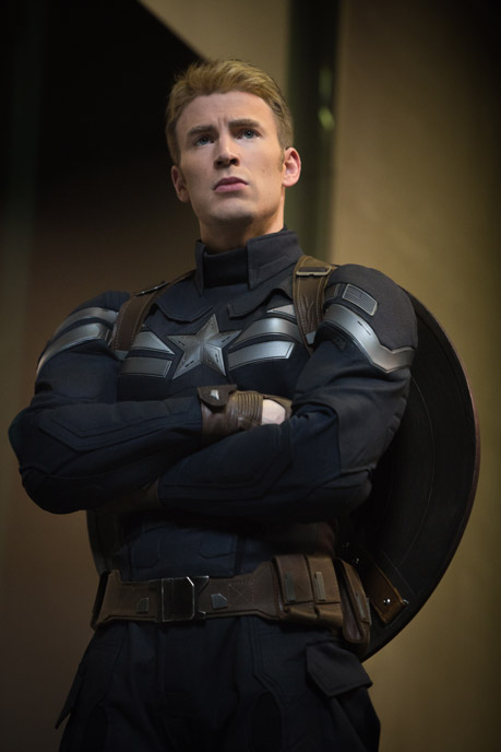 Photo de 'Captain America : le soldat de l'hiver' - ©2013 Marvel - Captain America : le soldat de l'hiver (Captain America: The Winter Soldier) - cliquez sur la photo pour la fermer