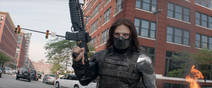 Photo de 'Captain America : le soldat de l'hiver' - ©2014 Marvel - Captain America : le soldat de l'hiver (Captain America: The Winter Soldier) - cliquez sur la photo pour la fermer