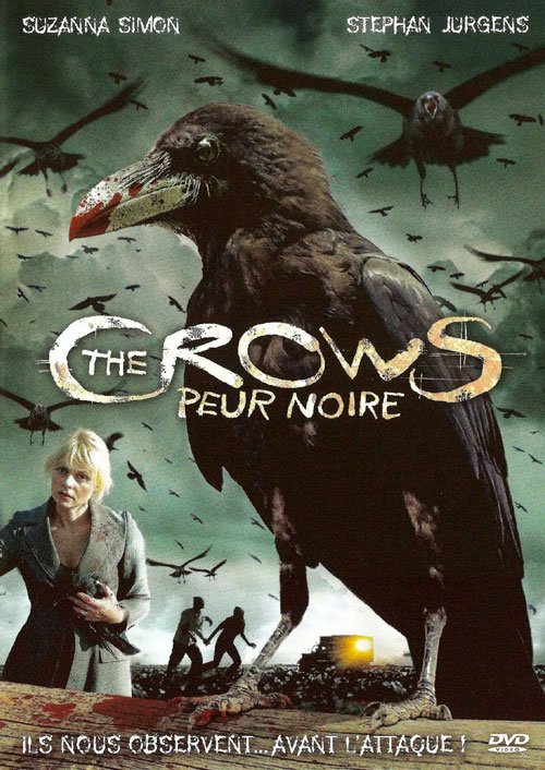 French artwork from the TV movie The Crows (Die Krähen)