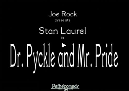 Visuel américain de 'Dr. Pyckle and Mr. Pryde'