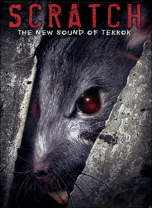 Us artwork from the TV movie Scratch: The New Sound of Terror (Ratten 2 - Sie kommen wieder!)