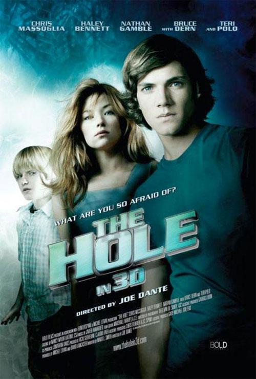 Us poster from the movie The Hole