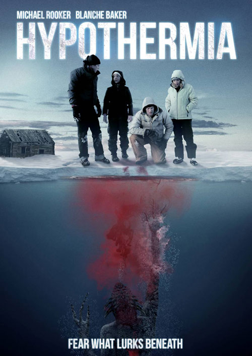 Unknown artwork from the movie Hypothermia