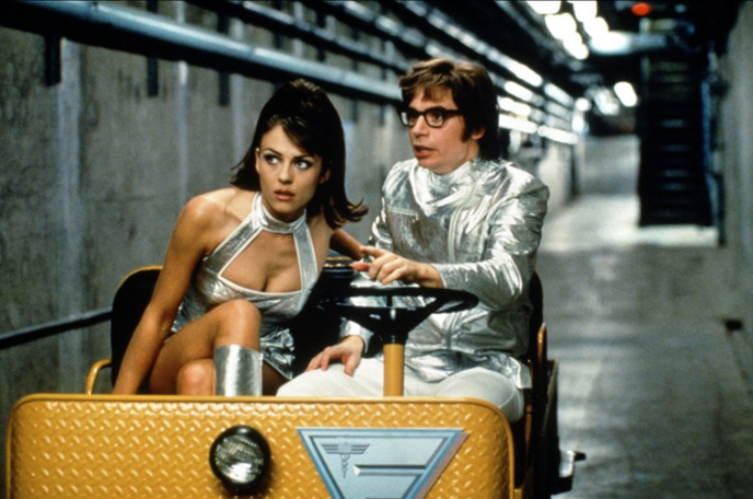 Photo de 'Austin Powers' - ©1997 New Line Cinema - Austin Powers (Austin Powers: International Man of Mystery) - cliquez sur la photo pour la fermer