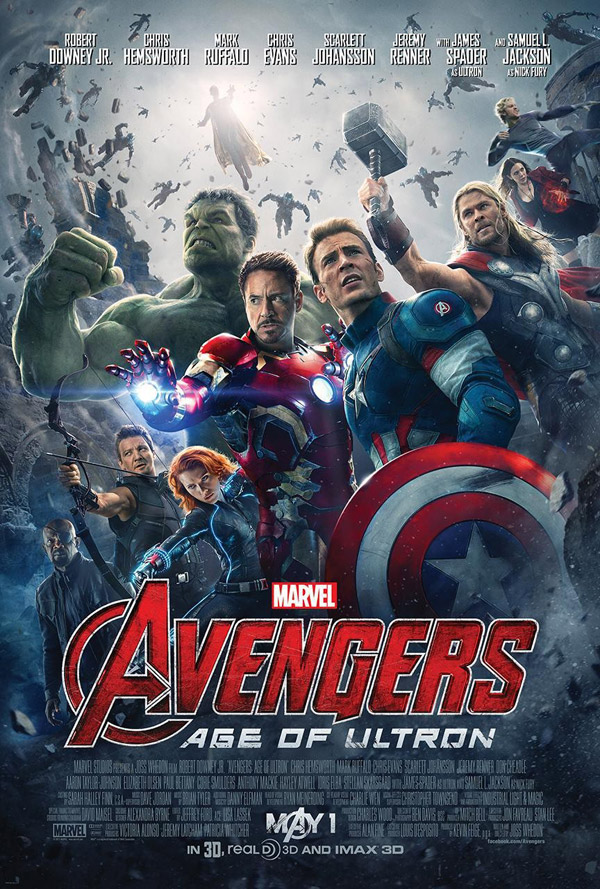 Us poster from the movie Avengers: Age of Ultron