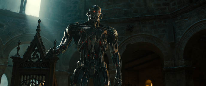 Photo de 'Avengers, l'ère d'Ultron' - ©2014 Marvel - Avengers, l'ère d'Ultron (Avengers: Age of Ultron) - cliquez sur la photo pour la fermer