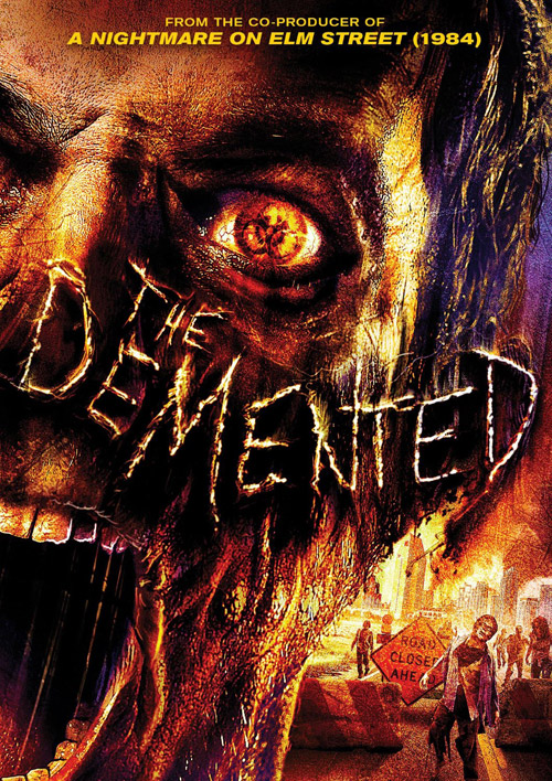 Us poster from the movie The Demented
