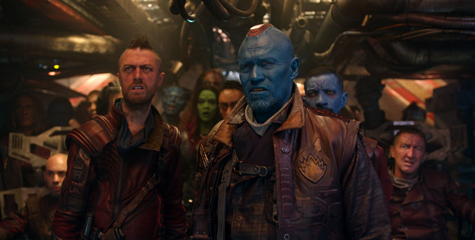 Photo de 'Les gardiens de la galaxie' - © Marvel 2014 - Les gardiens de la galaxie (Guardians of the Galaxy) - cliquez sur la photo pour la fermer