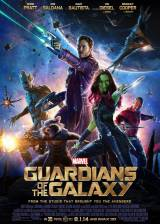 Movie poster from Guardians of the Galaxy, in theaters on August 01, 2014