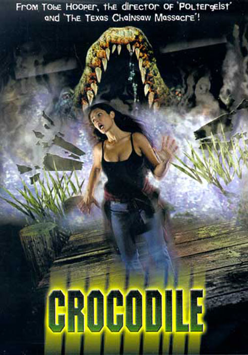 Us artwork from the movie Crocodile
