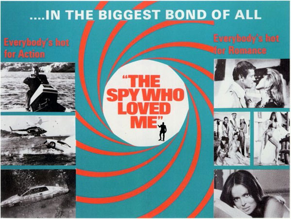 Us poster from 'The Spy Who Loved Me'