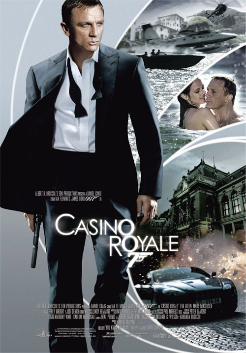 Us poster from the movie Casino Royale