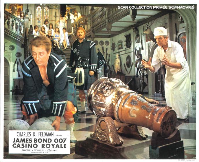 Casino royale 1967 closing credits