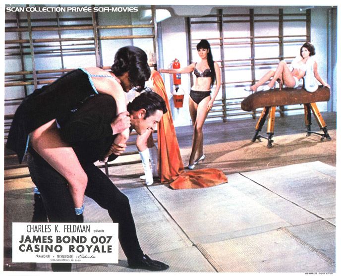 Photo de 'Casino Royale' - ©1967 Columbia Pictures Corporation - Casino Royale (Casino Royale) - cliquez sur la photo pour la fermer