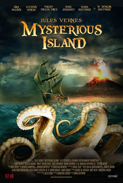 Us poster from the movie Mysterious Island