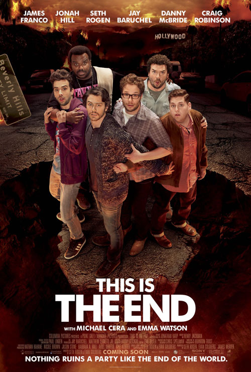 Us poster from the movie This Is the End