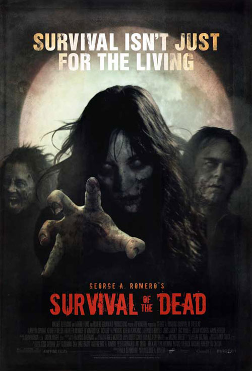 Us poster from the movie Survival of the Dead