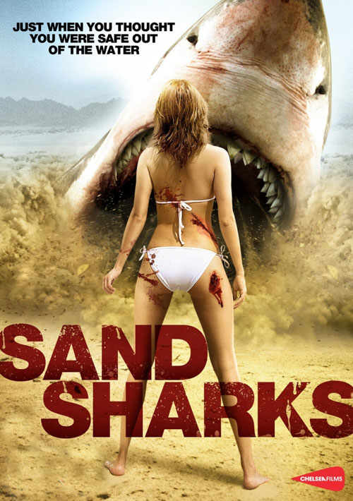 Unknown poster from the TV movie Sand Sharks