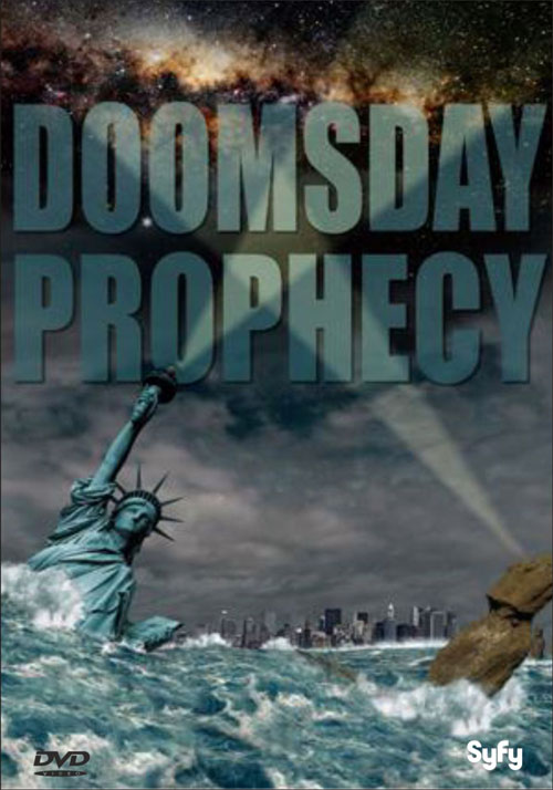 Unknown poster from the TV movie Doomsday Prophecy