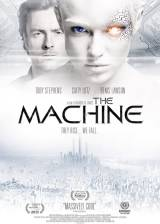 Movie poster from The Machine, in theaters on April 25, 2014