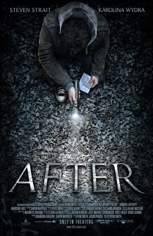 Us poster from the movie After