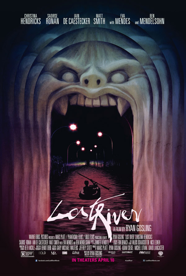 Us poster from the movie Lost River