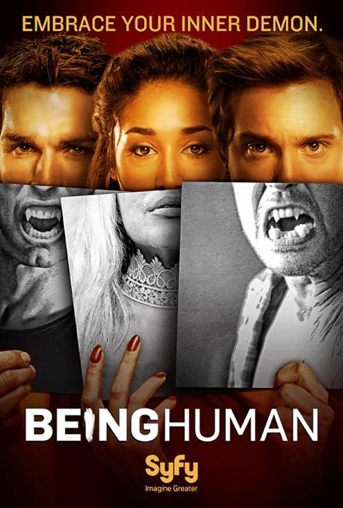 Us poster from the series Being Human