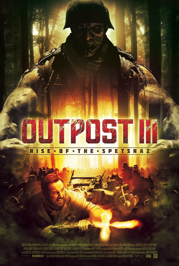 Us poster from the movie Outpost: Rise of the Spetsnaz