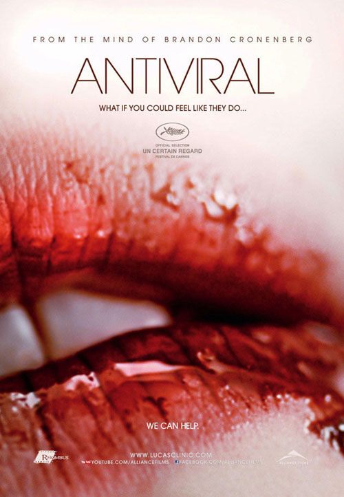 Unknown poster from the movie Antiviral