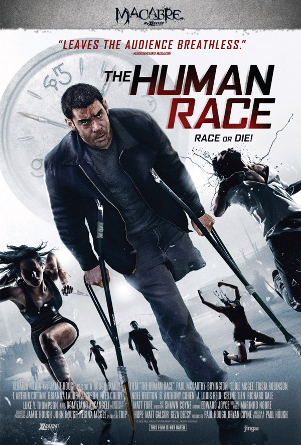 Affiche inconnue de 'The Human Race'
