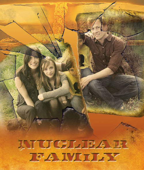 Us poster from the movie Nuclear Family