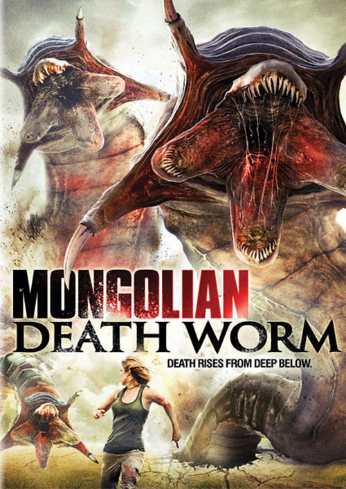 Us artwork from the TV movie Mongolian Death Worm