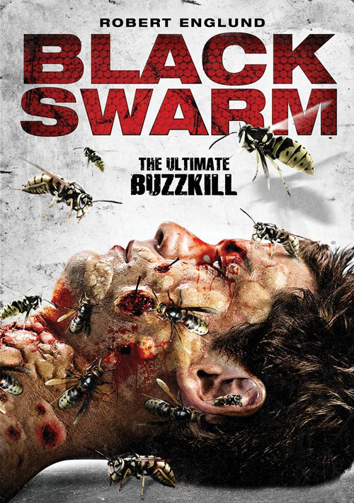 Us artwork from the TV movie Black Swarm