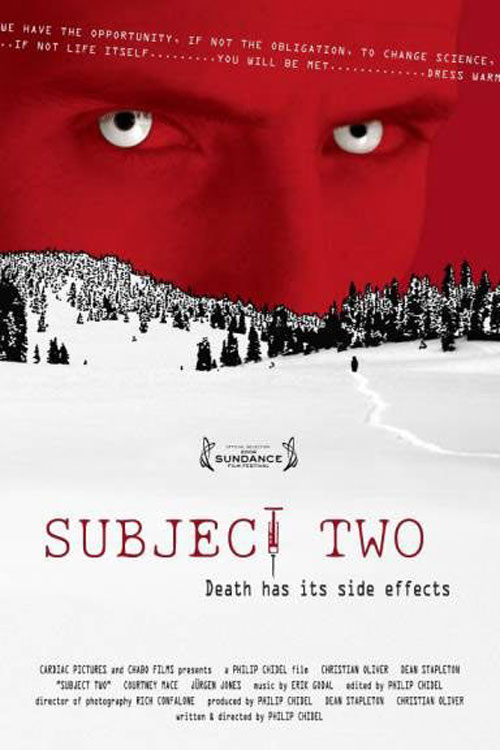 Us poster from the movie Subject Two