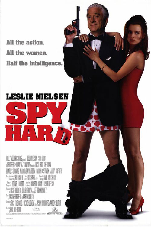 Us poster from the movie Spy Hard