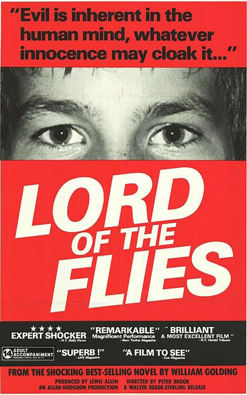 Unknown poster from the movie Lord of the Flies