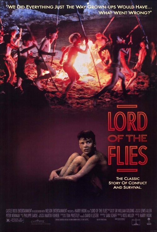 Us poster from the movie Lord of the Flies