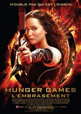 Hunger Games : l'embrasement