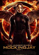 Movie poster from The Hunger Games: Mockingjay - Part 1, in theaters on November 21, 2014