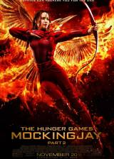 Movie poster from The Hunger Games: Mockingjay - Part 2, in theaters on November 20, 2015