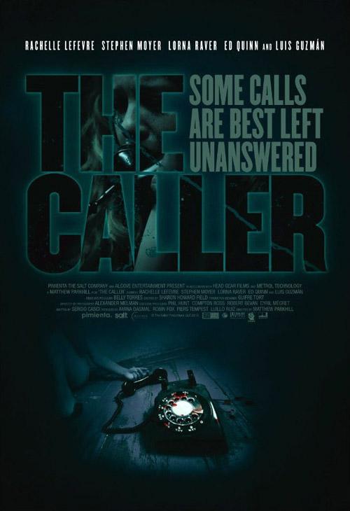 Unknown poster from the movie The Caller