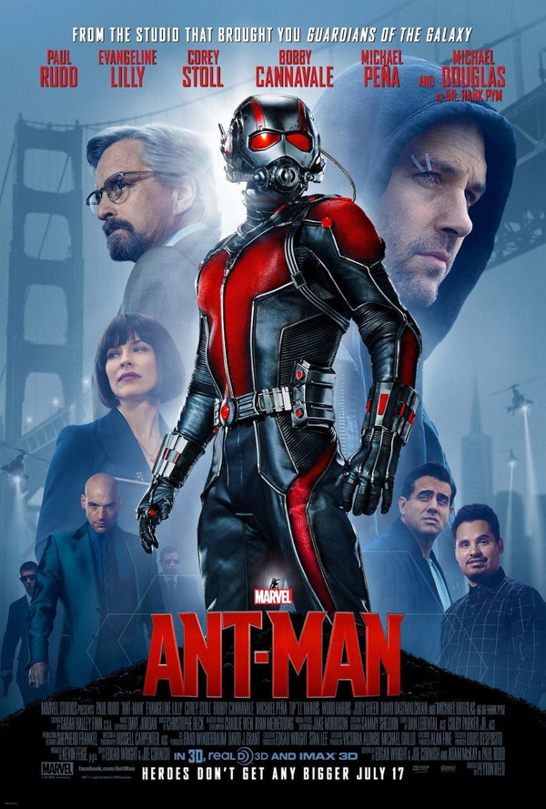 Us poster from the movie Ant-Man