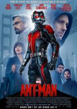 Movie poster from Ant-Man, in theaters on July 17, 2015