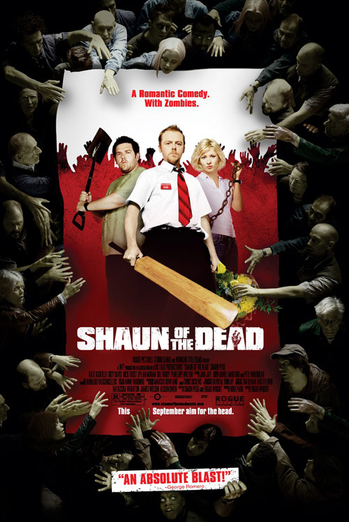 Unknown poster from the movie Shaun of the Dead