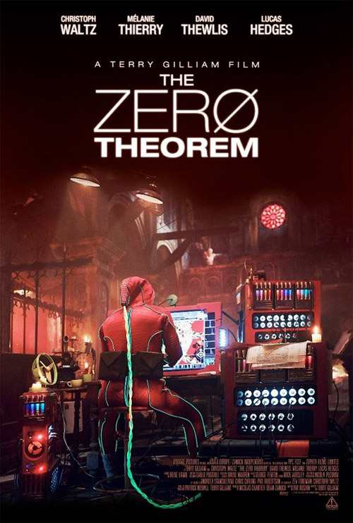 Unknown poster from the movie The Zero Theorem