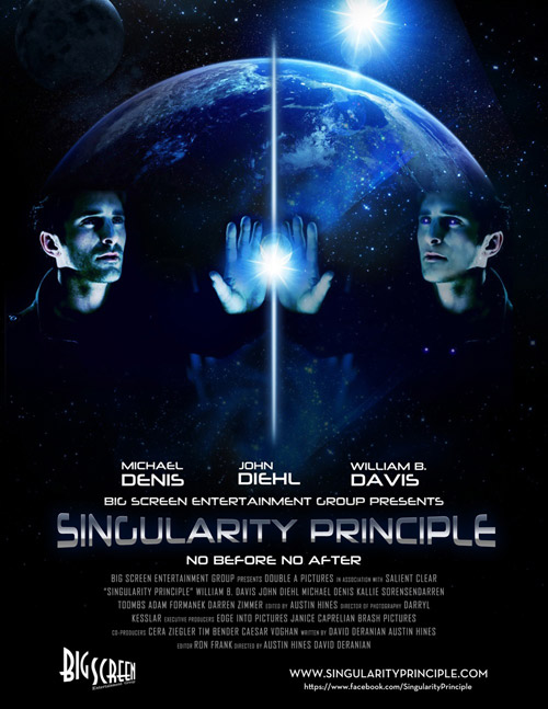 Unknown poster from the movie Singularity Principle